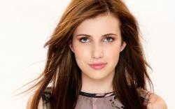 Beautiful Emma Roberts Wallpaper
