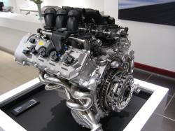 BMW S65 4.0 L V8 Engine