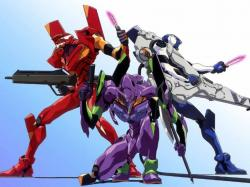 ... Evangelion. This is by no means a slamming of Pacific Rim for lifting ideas and atmosphere from Eva. More so how much of an influence anime was a good ...