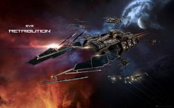Eve Online Retribution Talwar Wallpaper