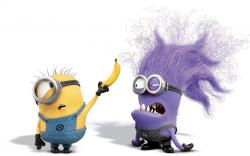 Evil Minion Despicable Me Cartoon