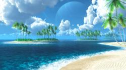 Page Exotic Ocean Island Wallpapers Am Hd Paradise