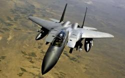 View: F 15 front wallpapers and stock photos
