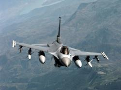 aircrafts military f-16 falcon f16