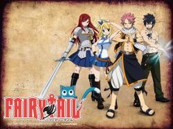 35 Fav FAIRY TAIL