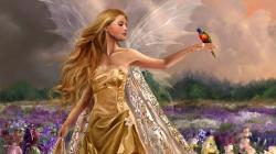 Fairy HD Wallpaper
