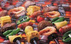 Fantastic Barbecue Wallpaper