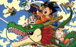 Fantastic Dragon Ball Z Wallpaper