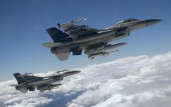 Fantastic f16 Wallpaper