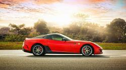 Fantastic Ferrari 599 Wallpaper 40599 2560x1440 px