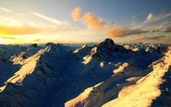 """Download the following Fantastic Mountain Scenery 18743 by clicking the orange button positioned underneath the """"Download Wallpaper"""" section."""