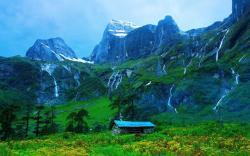 Fantastic Mountains Wallpaper 14750