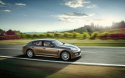 Fantastic Porsche Panamera Wallpaper