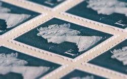 Fantastic Stamps Wallpaper