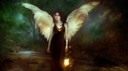Fantasy Girls With Wings HD Wallpapers