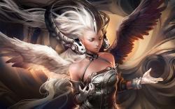 Fantasy Music Angel