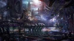 Fantasy Sci Fi Wallpaper 17994