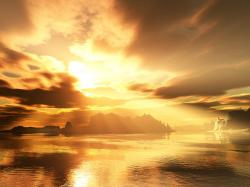 Fantasy Sunset Wallpapers2