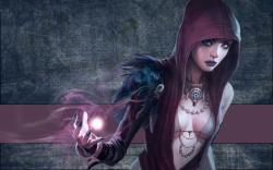 Fantasy Images Women Widescreen 6