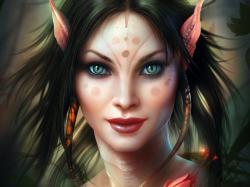 Download Women Fantasy Wallpaper Wallpoper 1600x1200px