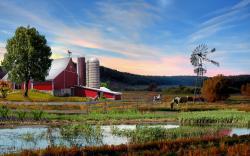 Farm Wallpaper
