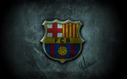 Barcelona Logo 3d Wallpaper (4)
