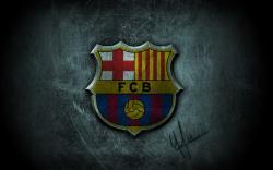 Barcelona Logo 3d Wallpaper (4)