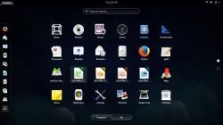 Fedora 21 GNOME