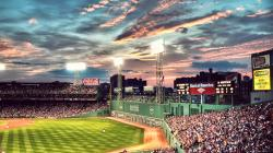 ... Fenway Park for 2560x1440