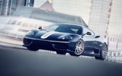 Ferrari 360 Challenge Stradale Close-Up