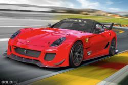 2012 Ferrari 599XX Evolution 2000 x 1333
