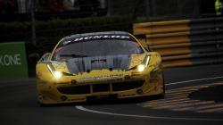 Ferrari 458 Car Race Track