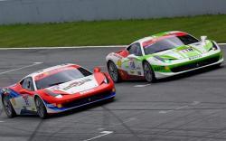 2011 Ferrari 458 Challenge Image