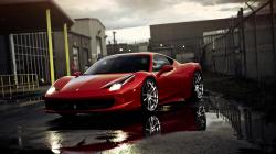 Ferrari 458 Italia Wallpaper Hd 1920x1080