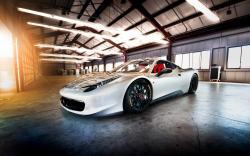 Ferrari 458 Warehouse