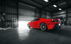 Ferrari F430 Scuderia Car Wheels Tuning Warehouse