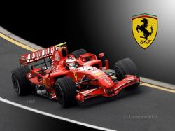Ferrari Formula 1 Cars