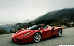 Ferrari Wallpaper View Nature 15296