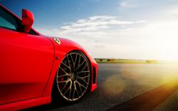Download Ferrari Wallpaper Wide Background #14504