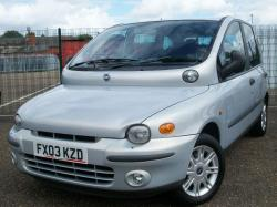 Fiat Multipla: 10 photo