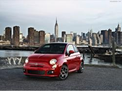 Image for Fiat 500 2011 Exotic Car Wallpapers For Android