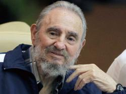 Fidel Castro honored as founder of 26th of July Movement