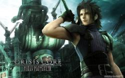 FINAL FANTASY VII CRISIS CORE Pelicula Completa Full Movie