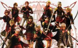 Final Fantasy Type-0 HD - Chapter 5: The First Battle of Judecca | Walkthrough | Primagames.com