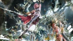 Final Fantasy art picture wallpaper 1920x1080.