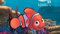 Finding Nemo 3D Wallpaper HD Iphone