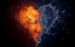 Fire Water Heart