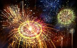 End Year 2014 Firework