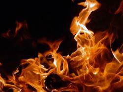 Flames wallpaper 1600 full by freakinout Flames wallpaper 1600 full by freakinout