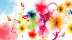 floral wallpaper 18 Desktop Wallpapers